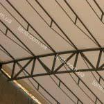 тентовые ангары склады покрытия